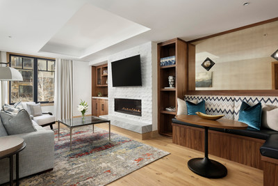Suites ejecutivas elegantemente equipadas